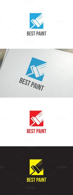 Best Paint Logo