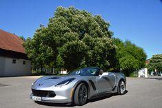 Video Corvette Z06 Convertible