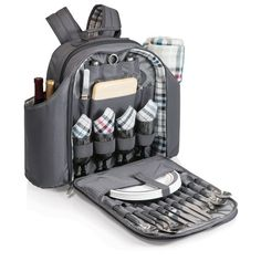 The Big Ben picnic backpack is perfect for the adventurous picnicker. It's the best go-anywhere picnic backpack_ great for picnics, concerts, tailgating, sport events, hiking, and the beach.