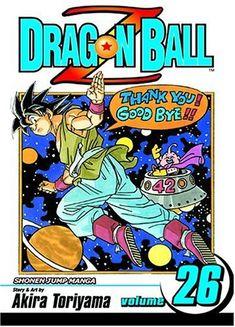 Dragon Ball Z, Vol. 26: Akira Toriyama: 9781421506364: Amazon.com: Books