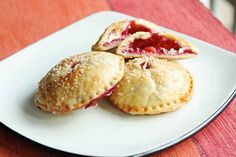 Hand pies… endless handheld possibilities! :)