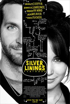 The Silver Linings Playbook....One of THE best movies I've seen in a long time!!!