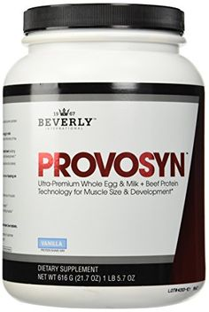 Beverly International Provosyn Protein Complex Vanilla  217 oz *** You can get more details by clicking on the image.