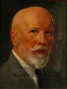 Self-Portrait (Ferenc Paczka - )