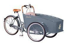 Johnny Loco cargo bike photo