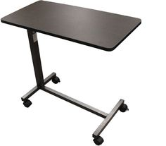 Overbed Rolling Table Drive Medical Over Bed Laptop Tray Adjustable Hospital New #OverbedRollingTable
