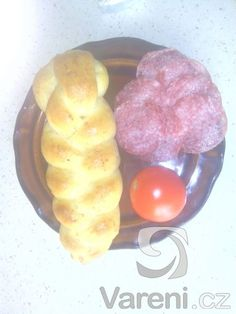 Majonézové housky Eggs, Cheese, Breakfast, Food, Basket, Morning Coffee, Essen, Egg, Meals