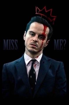 No one will understand the perfection that is Jim Moriarty