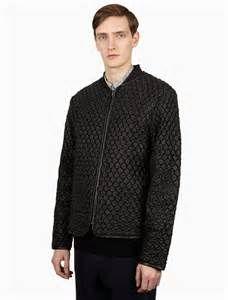 Alexander Wang Men Leather Jacket
