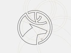 Image result for circular grid logo