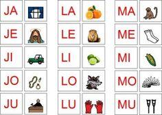 MODELO DO SILABÁRIO Literacy, Clip Art, Teaching, Activities, Writing, Gabriel, Tall Tales Activities, Preschool Literacy Activities, Kids Learning Activities