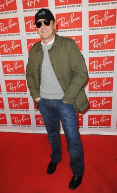 Kevin Spacey attends the Ray-Ban Aviator: The Essentials party, at Scala on May 26, 2010 in London (HQ)