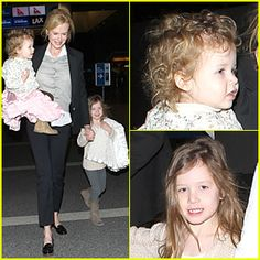 Keith Urban Breaking News and Photos | Just Jared | Page 3Nicole with Sunday Rose and Faith Margaret