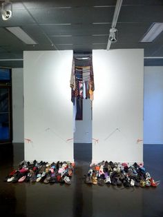 "artist Michael Anthony García www.mrmichaelme.com ""Manchild"""