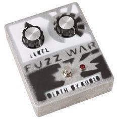 Death By Audio FUZZ WAR Ver.2