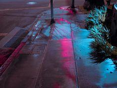 Neon Nights in LA Photographer Neil Kryszak Neon Aesthetic, Night Aesthetic, Aesthetic Images, Glitch, Vaporwave, San Junipero, Neon Nights, Imagines, Lorde