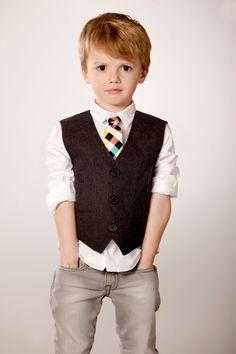 webshop: urban sunday - kid's ties and bowties