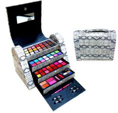 SHANY Cosmetics Exclusive Snake Skin Makeup Kit, Dance Kit 2 SHANY Cosmetics http://www.amazon.com/dp/B00CN4L8I4/ref=cm_sw_r_pi_dp_5GNhub0MAEPRE
