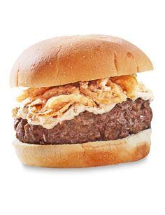 nyc arthur avenue burger arthur avenue burger recipe bobby flay food ...