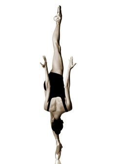 Cultura Inquieta - The body shapes of dancers by the outstanding photographer Howard Schatz