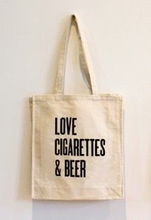 Ohlala / Screen printed totebag / LAST ONE | Cotton tote bags and ...