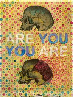 Are You You Are I
