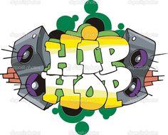 Hip Hop Graffiti | depositphotos_4476152-Hip-Hop-graffiti-design.jpg