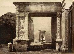Arco degli Argentari Anno: 1875 ca.