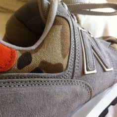 Ball and Buck x New Balance 574
