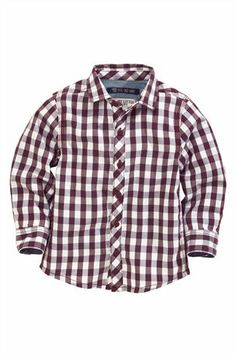 Buy Plum Gingham (3mths-6yrs) from the Next UK online shop