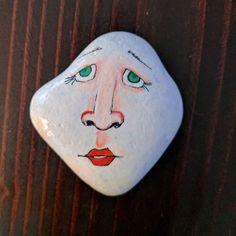 #paintedrock #paintedstone #paintedrocks #paintedpebbles  #finderskeepers #smile3152