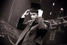 Damon Albarn Top Hat