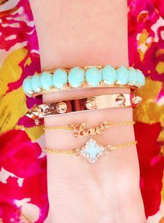 Love  Clover Strand | Build Your Bracelet Now at LunaMarin.com