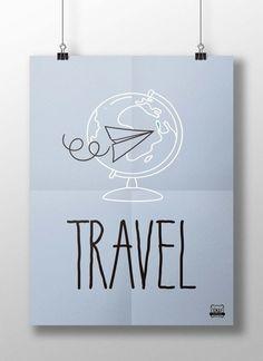 Poster Travel