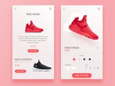 Product preview interface by DBG_4K
