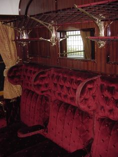 the seats in the Orient Express (good old days) compare with ICE or TGV . By Train, Train Car, Train Tracks, Train Rides, Simplon Orient Express, Trains, Train Service, Train Journey, Ways To Travel