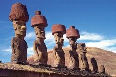 The Easter Island Statues Mystery