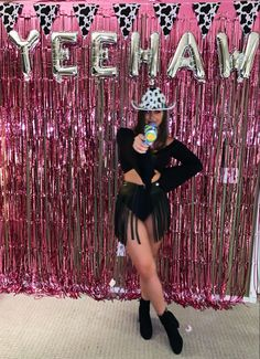 Costume Birthday Parties, 18th Birthday Party, Birthday Party Themes, Cowgirl Halloween Costume, Cute Halloween Costumes, Teen Costumes, Woman Costumes, Couple Costumes, Pirate Costumes