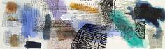 Gwaith gan Mary Lloyd Jones/Work by Mary Lloyd Jones.