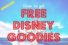Disney is just as magical now as it was when I was a kid.  Having kids of my own now adds another element of magic to all things Disney.  Did you know there are FREE goodies, even movie downloads that you can get from Disney?  Well there is.  Here's a list of some of my…