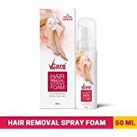 Vcare Hair Removal Spray Foam 50ml 2 Honey Chew Free Hair