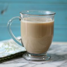 Skinny Caramel Latte -  A light, creamy, sugar free caramel flavor latte. Only 98 calories for 22 oz