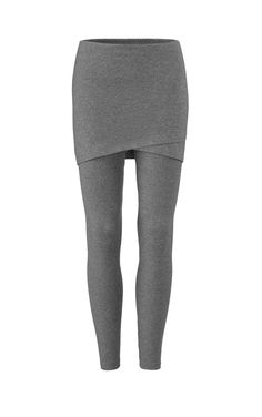 Discover cabi's M'Leggings in heather gray, crafted from a poly span sporty knit fabric. View our Spring 2018 clothing collection.