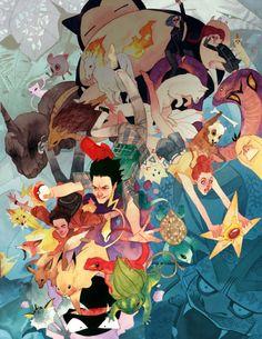 ilustracoes de pokemon melhores imagens de pokemon 9