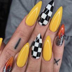 Awesome Nails #nailart #nails #printablexpressions