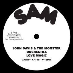 John Davis, Acid Jazz, Jazz Funk, Orchestra, Magic, Songs, Love, Amor, Song Books