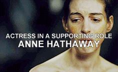 Actress in a supporting role Oscar Nomination! TOTALLY deserves it!