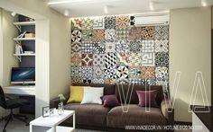Thiết kế thi công nội thất nhà chung cư nhỏ 50m2 đẹp nhất