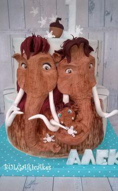Family...:) - Cake by BULGARIcAkes