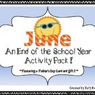 The end of the school year is drawing near! This pack is filled with lots of great end of the year activities, projects and ideas for the month of ...
